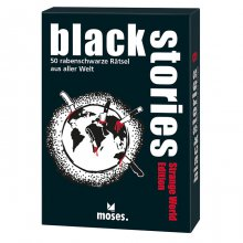 black stories 'Strange World Edition'