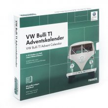 Adventskalender 2019 'VW Bulli T1'