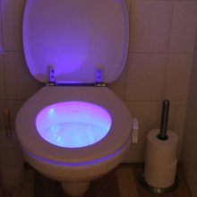 LED Toilettenlicht