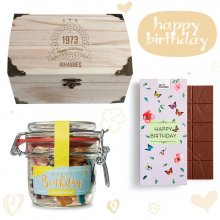 Geschenk-Set 'Happy Birthday'