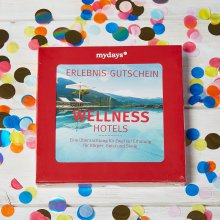 mydays 'Magic Box: Wellnesshotels'