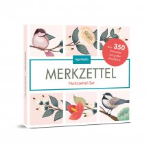 Notizzettel-Set 'Floral'