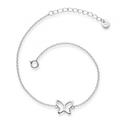 Armband Sterling Silber mit Schmetterling