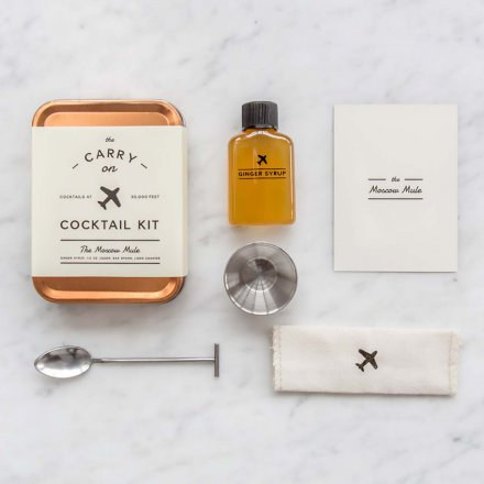Carry on Cocktail Kit Moscow Mule