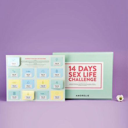 Amorelie Set '14 Days Sex Life Challenge'