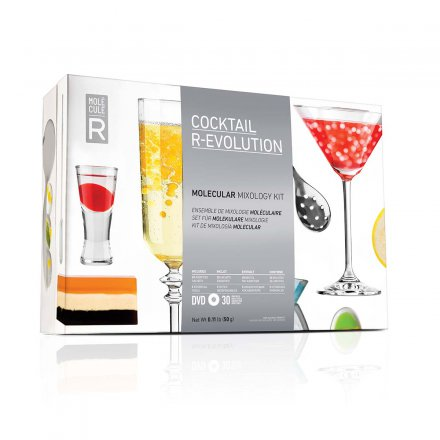 Molekular-Cocktail-Set 'Cocktail R-Evolution'