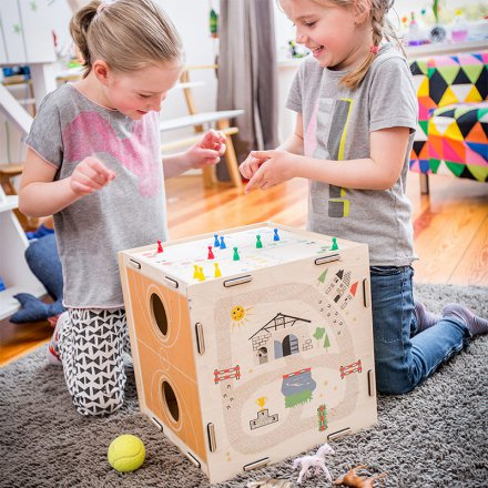 Donkey Products Spielewürfel Kids Qube