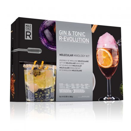 Molekular-Cocktail-Set 'Gin & Tonic R-Evolution'