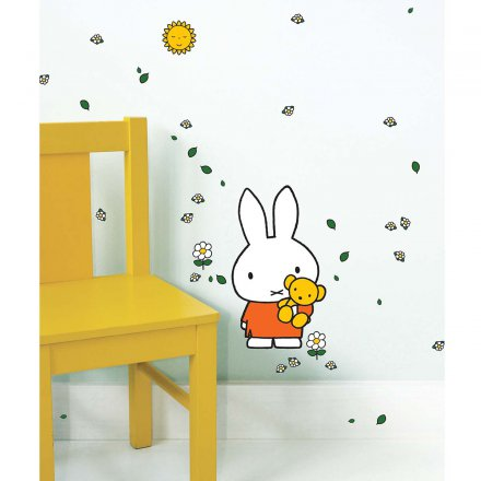 kek amsterdam miffy wandtattoo 39 kleiner b r 39 online kaufen online shop. Black Bedroom Furniture Sets. Home Design Ideas