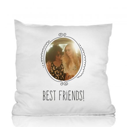 Exklusives Personalierbares Kissen - Best Friends Forever