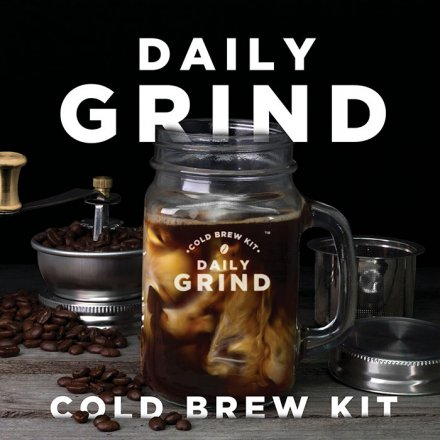 Cold Brew Kaffee-Set 'Daily Grind'