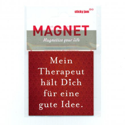 Magnet 'Therapeut'