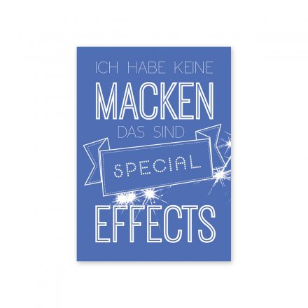 moses. Verlag Magnet 'Special effects'