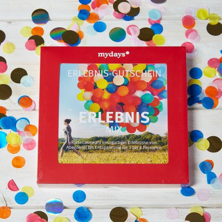mydays 'Magic Box: Erlebnis-Mix'