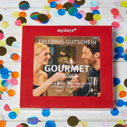 mydays 'Magic Box: Gourmet Dinner'