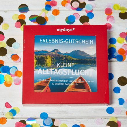 mydays 'Magic Box: Kleine Alltagsflucht'