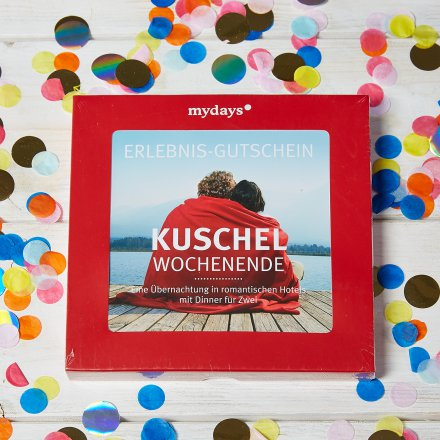 mydays 'Magic Box: Kuschelwochenende'