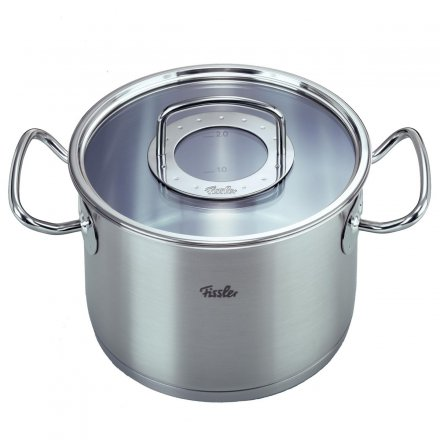 Fissler Profi Collection Kochtopf mit Glasdeckel
