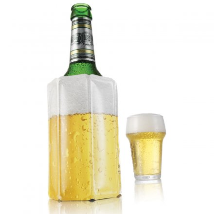 Vacu Vin Flaschenkühler 'Rapid Ice Beer Cooler'