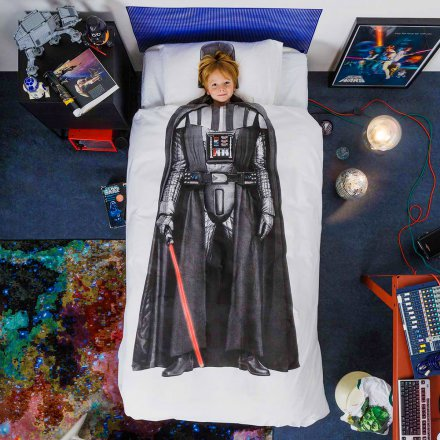 Snurk Bettwäsche 'Darth Vader', limited edition