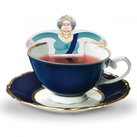 Teebeutel-Set 'RoyalTea Party'