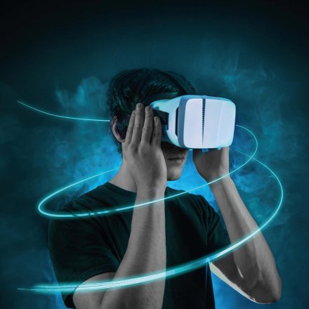 Thumbs Up Virtual Reality Brille 'Immerse Plus'