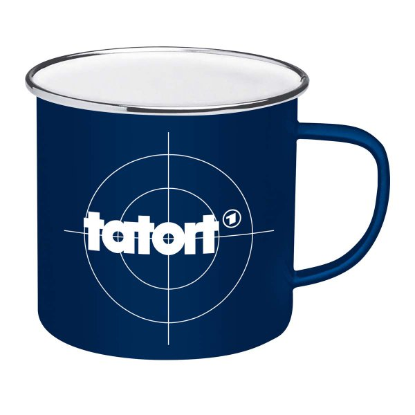 Tatort: Der Emaille-Becher