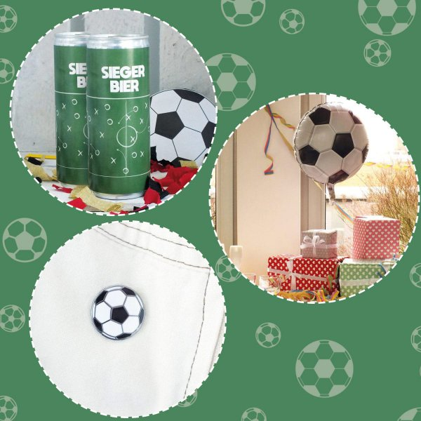 Fußball Party Set