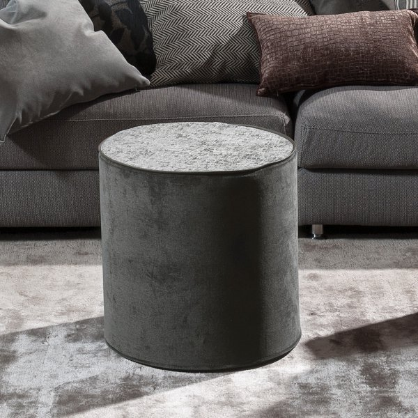 Hocker 'Crocco' silver
