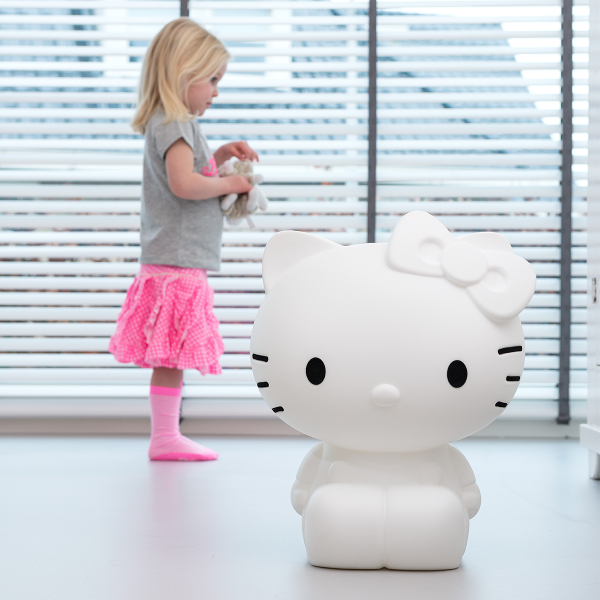 Hello Kitty Lampe
