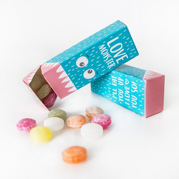 Bonbons 'Love Monster'