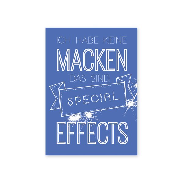 Magnet 'Special effects'