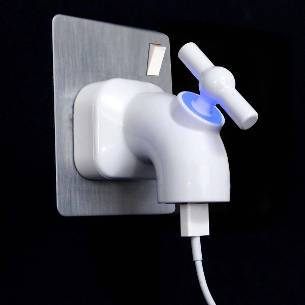 USB-Stromadapter 'Power Tap'