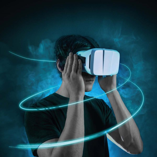 Virtual Reality Brille 'Immerse Plus'