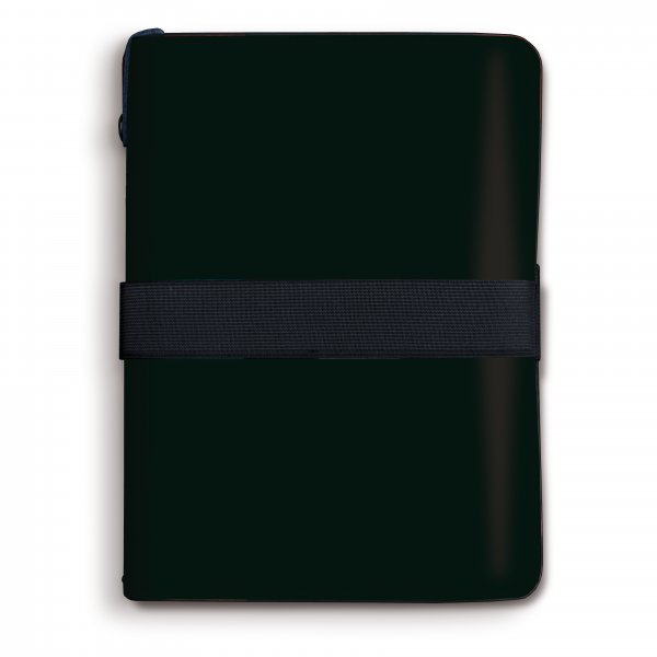 Trip Book 'Solid Black'