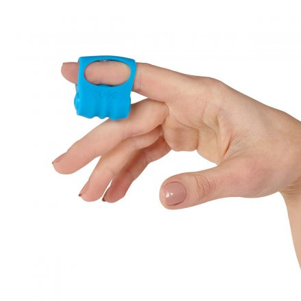 Fingervibrator Finger Fighter Big Blue