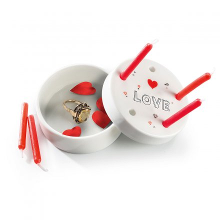 Candle to go deluxe 'Love'