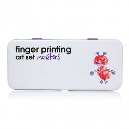 Fingerprint-Set 'Monsters'