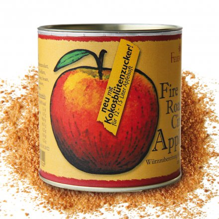 Apfelsaft Bio-Gewürz Fire Roasted Cinnamon Apple