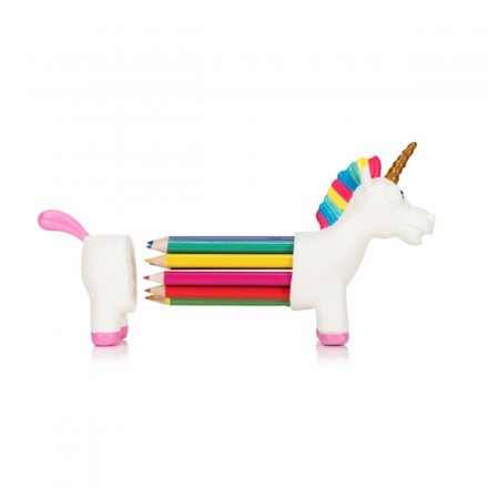 Buntstift-Set 'Regenbogen Einhorn'