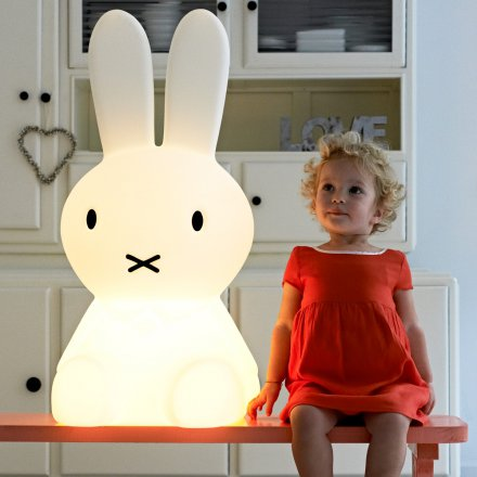 Miffy Lampe XL