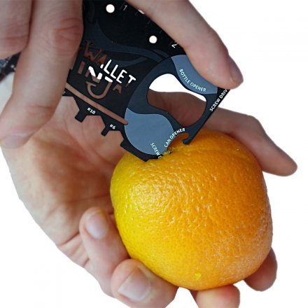 Multi-Tool 'Wallet Ninja - 18-in-1'