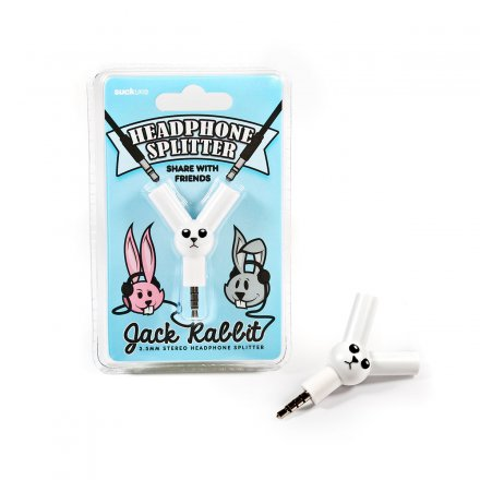Audio-Splitter 'Jack Rabbit'